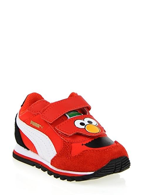 Puma Spor Ayakkabı Kırmızı